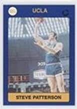 Steve Patterson (Basketball Card) 1991 Collegiate Collection UCLA - [Base] #85