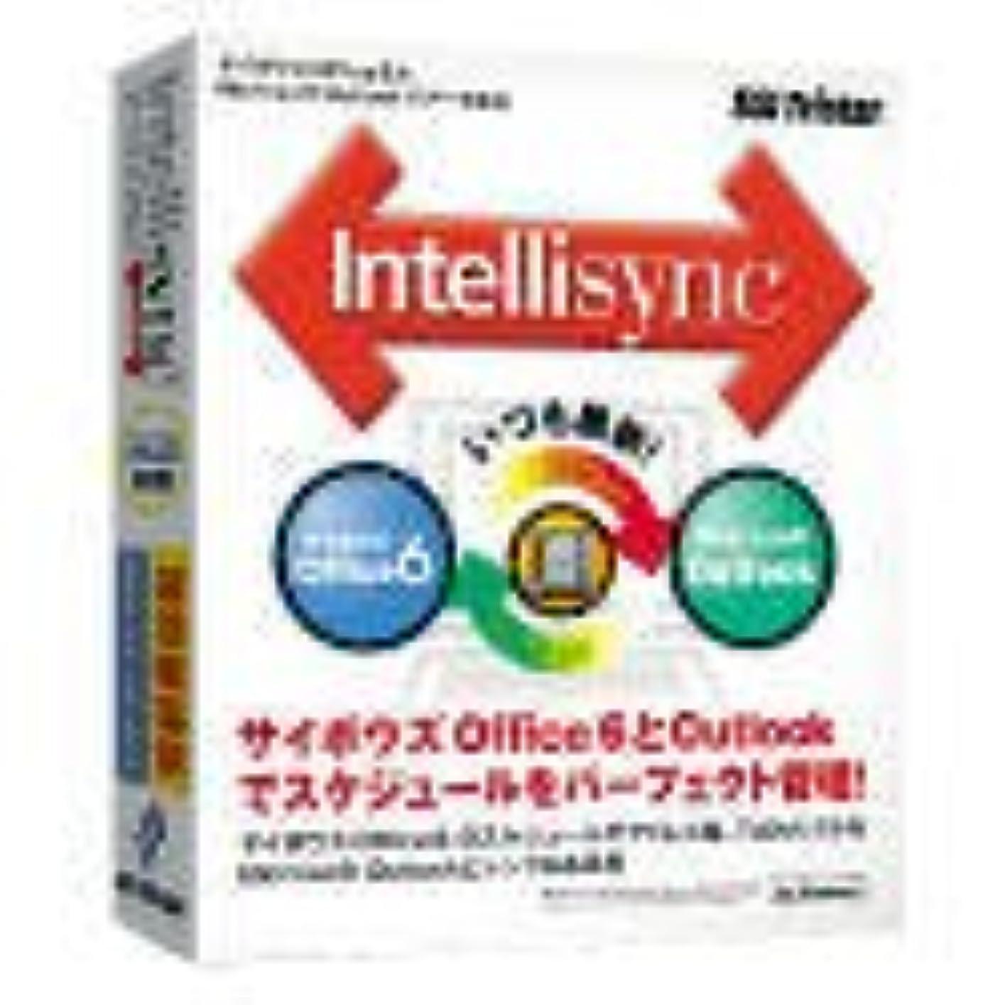 チェリー船酔い本気Intellisync 5.2J for サイボウズ Office 6 to Microsoft Outlook for Windows