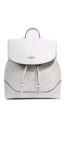 COACH Outline Signature Elle Backpack