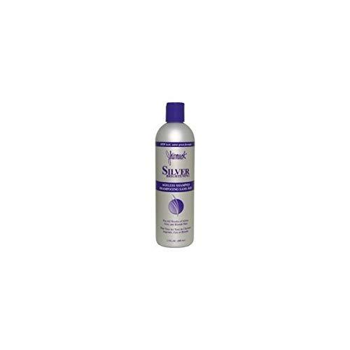 Jhirmack Silver Brightening Ageless Shampoo 84121A 841218 12oz