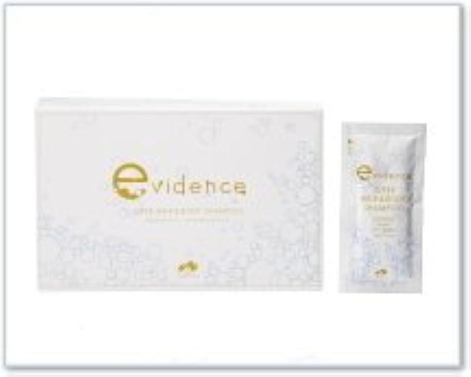ダイアクリティカル刺繍パブCAC エヴィデンス スーパーヘアー&ボディシャンプーE 10ml x 30包
