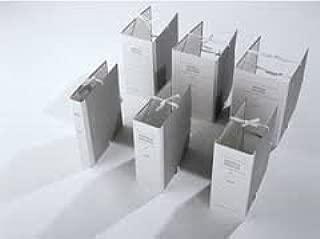 Blu A6 Cartelle a Soffietto Espandibili,Cartella portadocumenti Piccolo,Plastica Cartacei Organizzatore di File//Documenti per Carte//Coupon//Ricevuta//Articolo fiscale,10.32X5.31 pollici,13 Tasche