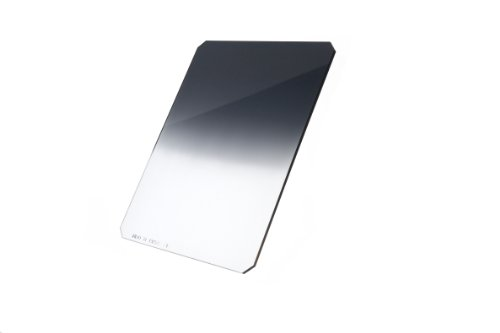 Formatt Hitech - Filtro Degradado de Densidad Neutra 0,9 ND Suave (100 mm x 125 mm)