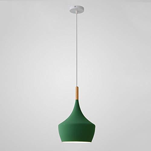 CSSYKV Estilo Europeo Moderno Color Creativo Araña Metal Lámpara Comedor Habitación Condominio Casero De Noche Suspendido Iluminación Bar Mesa Habitación para Niños Chandelier E27
