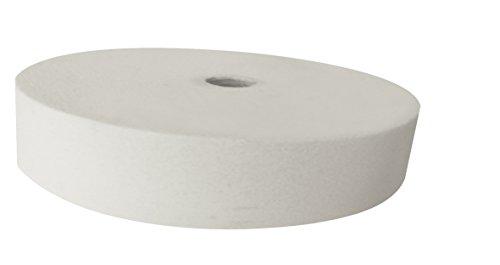 FERM BGA1056 Piedra esmeril (150 x 40 x 12,7 mm – P80