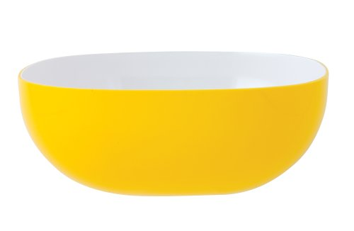 Mepal Rosti Synthesis 102054083900 Ciotola 4 l Colore: Giallo