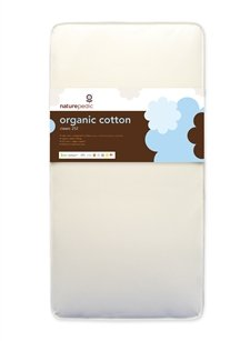Big Save! Naturepedic No-Compromise Organic Baby Crib Mattress
