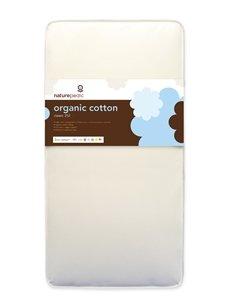 Naturepedic No-Compromise Organic Cotton Crib Mattress Product Image