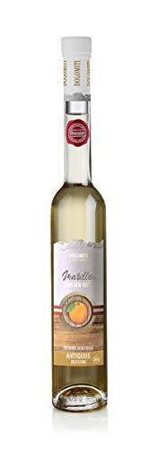 DOLOMITI Alte Marille │ Antiquus Marille aus dem Barrique-Fass │ Marillen Premium Spirituose 36% vol. │ fruchtiger, angenehm milder Schnaps │ 0.35 L