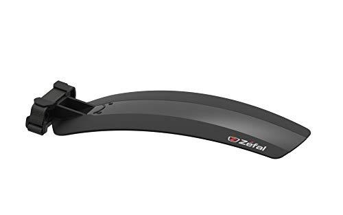 ZEFAL Shield S10 Garde-Boue arrière pour Selle vélo de Route/Gravel - Léger et Discret Cyclisme, Noir