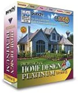 Punch! Professional Home Design Platinum 8.0 - Old Version
