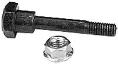 Honda Snowblower Shear Pin & Nut Replaces Honda Part #'s 90102-732-010 & 90114-SA0-000, code 1410182, 1533355