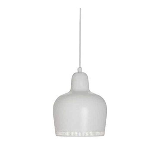 Warm Home afzuigkap, 10-15 meter, andere LED-lampen, kroonluchter voor badkamer, wit en zwart, diameter 18 x 25 cm