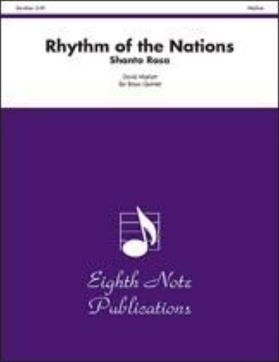Rhythm of the Nations  Shanta Rasa by Alfred