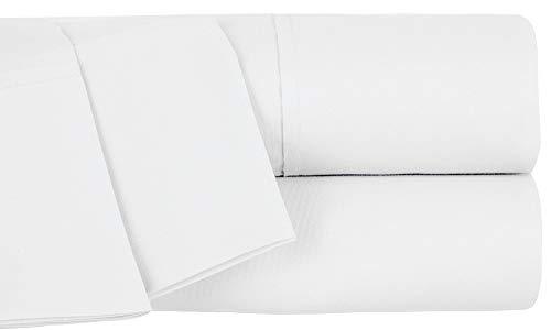 Sealy Posturepedic Temperature Balancing Sheet Set Full White