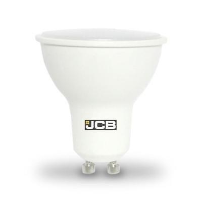 JCB LED GU10- Ampoule réflecteur 100 degrés 3W / 5W 3000K / 6500K (3W 6500K lumière du Jour)