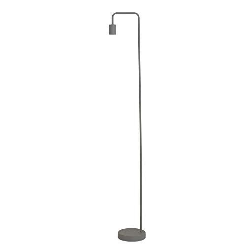 Light & Living Vloerlamp 22x18x145 cm Cody Licht Grijs