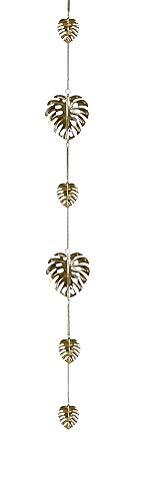 C.a.s.a.b.l.a.n.c.a Guirlande Greenery Gold Hoogte 105 cm