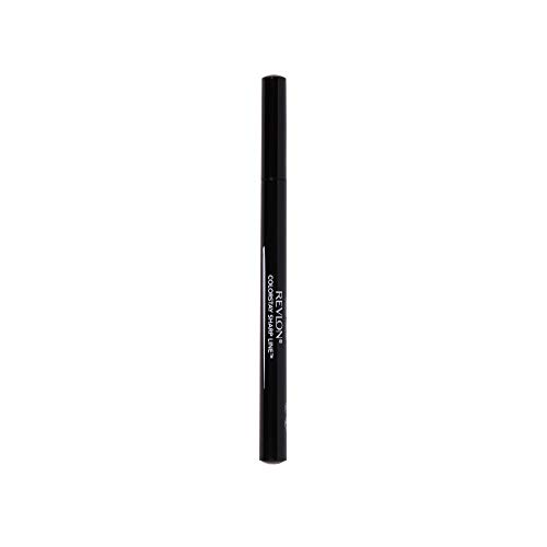 Revlon ColorStay Sharp Line Liquid Eye Pen, Blackest Black