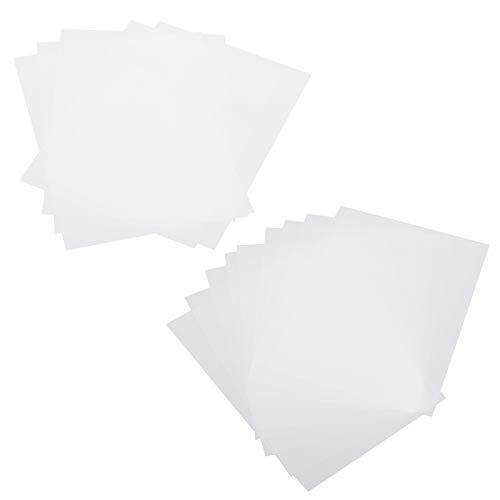 Films de libération de Film FEP UV LCD photopolymérisable SLA résine photosensible accessoires d'imprimante 3D DLP pour imprimante 3D résine Photon(10pcs)