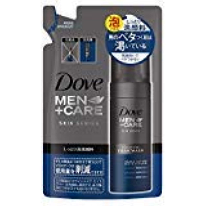 競争力のある花婿前提条件ダヴメン+ケア モイスチャー 泡洗顔料つめかえ用120ml×6点