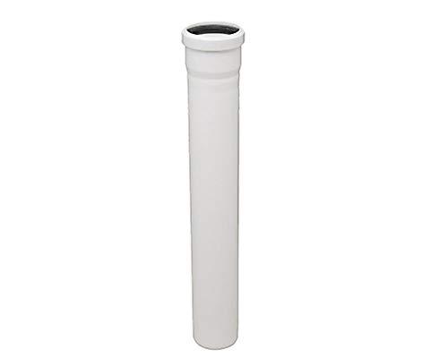 Tubo MH de polipropileno para calderas de condensación de Dinak - 60mm, 950mm