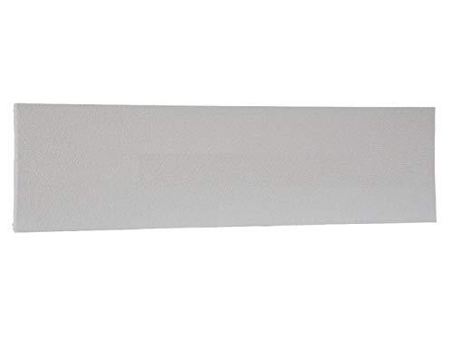 400Watt Infrarotheizung, 150x32 cm, für Räume 10-20m³, Wand- & Deckenmontage