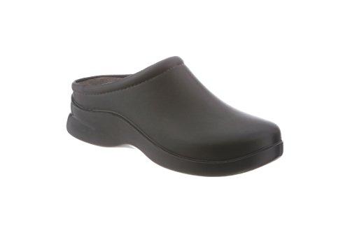 Klogs Footwear Men's Edge Closed Back Chef Clog