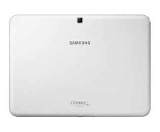 Samsung GH98-32757B Backcover Ersatz-Teile für Tablet (Back Cover, Samsung, Galaxy Tab 4 T530, Weiß)