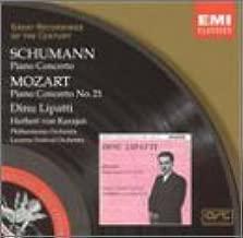 Best schumann piano concerto lipatti Reviews