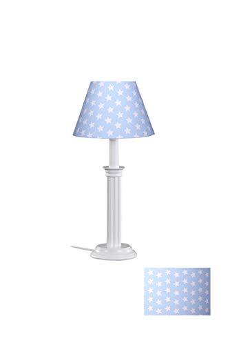 Waldi Leuchten Lampe de table E27