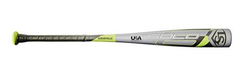 """Louisville Slugger 2020 Solo (-11) 2 5/8"""" USA Baseball Bat, 28""""/17 oz"""