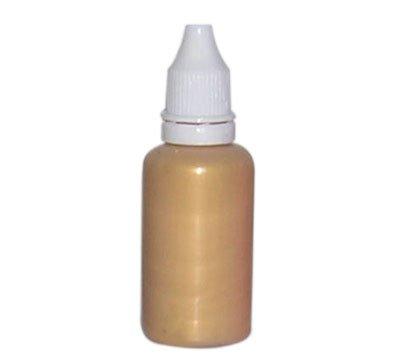 Airbrush Perleffekt Fingernagelfarbe Fengda pearly golden