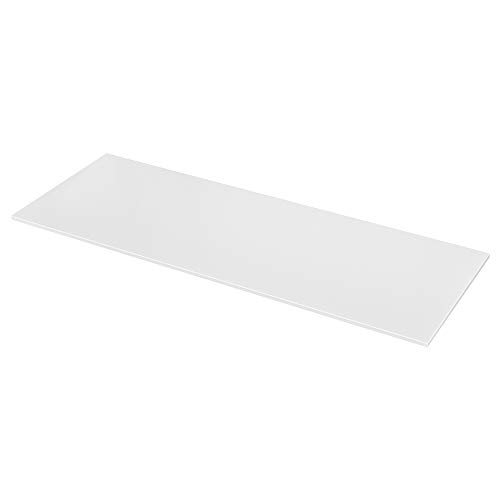 KASKER encimera hecha a medida 1 m²x2 cm cuarzo blanco