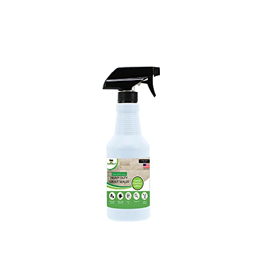 Seal It Green® Xtreme Impregnating Grout Sealer-Non-Toxic And Zero VOC's-No More Ugly Black Stains, Food Stains Or Any Stains. Use On Granite, Grout, Tile & Stone. Seals & Protects. Easy To Use Pro Formula. Lasts Yrs.