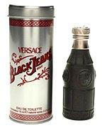Black Jeans By Gianni Versace For Men. Eau De Toilette Spray 2.5 Ounces