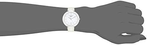 [ティソ]腕時計T0942101601100レディース正規輸入品ホワイト
