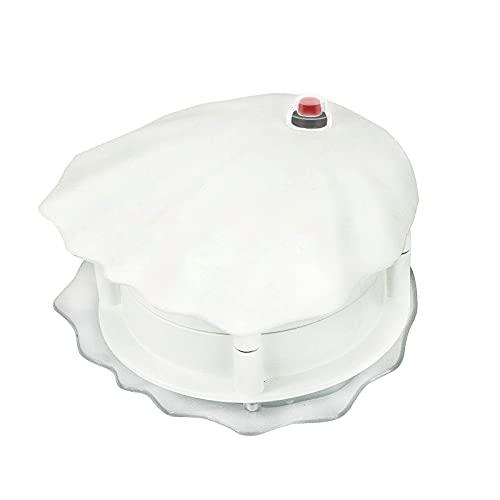 WYZM Bluetooth Shower Speaker, IPX7 Waterproof,with FM...