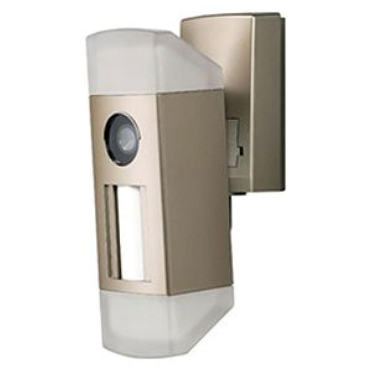 衝突するより平らなシンポジウムアイホン センサーライトカメラ WJW-LC-T