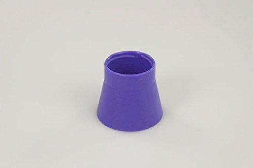 TUPPERWARE Backen Aufsatz lila für Tortenzauber 400 ml