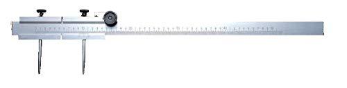 MIB Stangenzirkel aus Stahl/Stahlspitzen, gehärtet diverse Längen zur AUSWAHL: C301-1000 mm