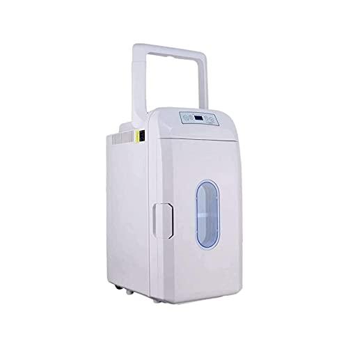Z-DYQ Nevera Eléctrica Portátil Frigorífico eléctrico portátil de 35L Camping refrigerador Refrigerador de la Temperatura Ajustable del vehículo del vehículo Mini Nevera