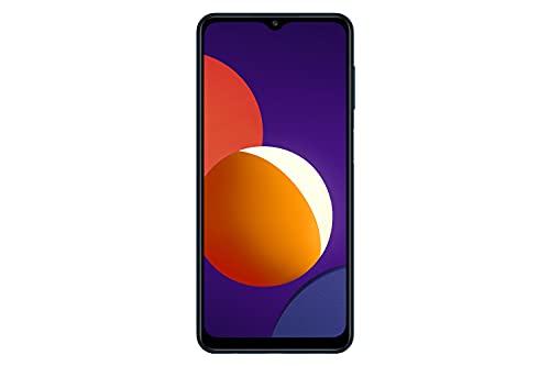 Samsung Galaxy M12 Smartphone Android 11 Display da 6,5 Pollici 4 GB di RAM e 128 GB di Memoria Interna Espandibile Batteria da 6.000 mAh Black [Versione Italiana]