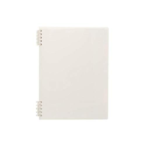Shaokao - Quaderno a fogli sciolti, formato A5, B5, ricaricabile, per vocabolario, inglese, memoria, studio, scuola, ufficio, cancelleria per gli uomini