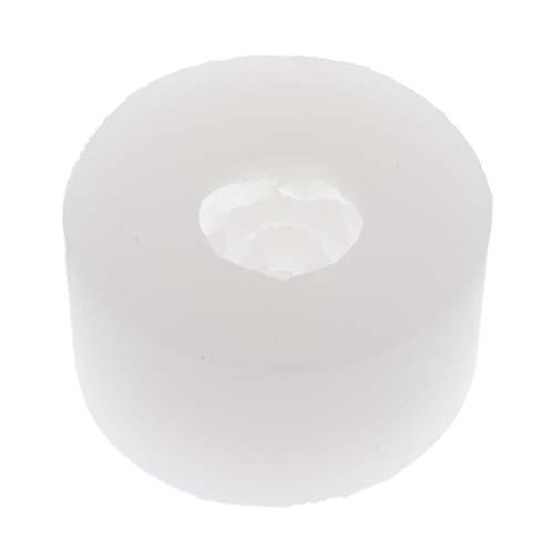 Harilla Molde de Silicona para Decoración de Pasteles de Calidad Alimentaria, Moldes de Resina Epoxi para Velas de Jabón
