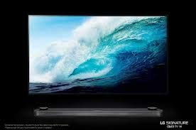 LG OLED77W7P 77in Signature Wallpaper OLED TV W Series - 4K HDR Dolby Vision Smart TV Dolby Atmos (Renewed)