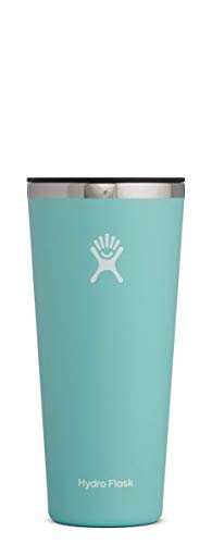 Hydro Flask Tumbler Cup - Stainless Steel & Vacuum Insulated - Press-In Lid - 22 oz, Alpine