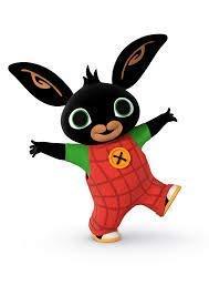 Bing Peluche Coniglio della Serie Tv 28cm Colleziona i Personaggi