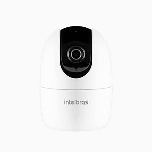 Câmera de Vídeo Wi-Fi Inteligente intelbras Full HD 360º iM4 Branca