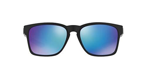 Oakley Sonnenbrille Catalyst Gafas de sol, Steel, 56 para Hombre